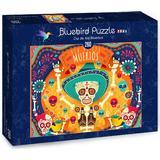 Classic Jigsaw Puzzles Bluebird Dia De Los Muertos 260 Pieces