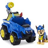 Spin Master Paw Patrol Dino Rescue Deluxe Vehicle Chase