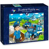 Classic Jigsaw Puzzles Bluebird Police Rescue Team 48 Pieces