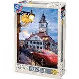 Dtoys Romania Brasov Kronstadt 500 Pieces