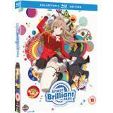 Movies Amagi Brilliant Park Complete Season 1 Collection Deluxe Edition [Blu-ray]
