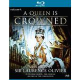 Blu-ray A Queen is Crowned [Blu-ray]