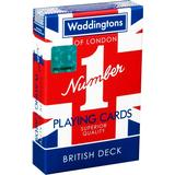 Board Games Waddingtons Number 1 Playing Cards - Union Jack Edition
