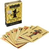 Board Games Waddingtons Number 1 Playing Cards - Gold Edition