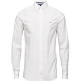 Men's Clothing Tommy Hilfiger Stretch Slim Fit Poplin Shirt - Bright White