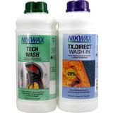 Nikwax Tech Wash 1L + TX Direct 1L