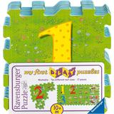 Floor Jigsaw Puzzles Ravensburger My First play Puzzles La Ferme Educative 17 Pieces