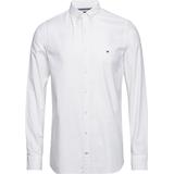 Men's Clothing Tommy Hilfiger Stretch Slim Oxford Shirt - Bright White