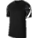 Nike Dri-FIT Strike Short-Sleeve Football Top Men - Black/Anthracite/White/White