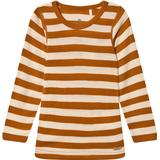 Blouses & Tunics Children's Clothing CeLaVi Wool Blouse - Pumpkin Spice ( 330335-3032)