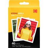 "Instant Film Kodak Zink Paper 3.5x4.25"" (40 Pack}"
