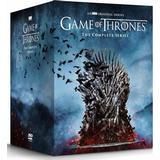 Movies Game Of Thrones - Season 1-8 (DVD)