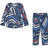 Children's Clothing Reima Taitoa Thermal Set - Navy (536518-6986)