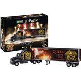 3D-Jigsaw Puzzles Revell Queen Tour Truck 128 Pieces
