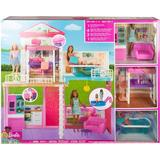 Barbie doll and doll house Dolls & Doll Houses Barbie House with Furniture & Accessories