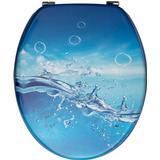 Toilet Seat Aqualona Splash (77528)