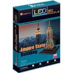 CubicFun Empire State Building New York USA 38 Pieces