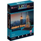 Jigsaw Puzzles CubicFun Empire State Building New York USA 38 Pieces