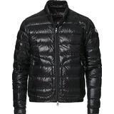 Down Jackets Men's Clothing Moncler Acorus Down Jacket - Black