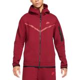 Nike Tech Fleece Full-Zip Hoodie Men - Team Red/University Red