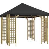 vidaXL Pavilion 3x3m