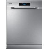 Grey Dishwashers Samsung DW60M6050FS Grey