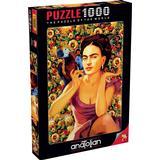 Classic Jigsaw Puzzles Anatolian Frida Kahlo 1000 Pieces