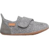 Children's Shoes Bisgaard Casual Wool - Grey