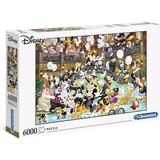 Clementoni High Quality Collection Disney Gala 6000 Pieces