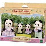 Soft Toys Sylvanian Families Pookie Panda Family