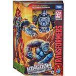 Hasbro Transformers Toys Generations War for Cybertron Kingdom Voyager WFC-K8 Optimus Primal F0691