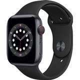 Smartwatches Apple Watch Series 6 Cellular 44mm Aluminium Case with Sport Band
