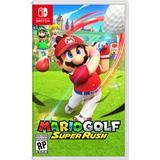 Nintendo Switch Games Mario Golf: Super Rush