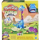 Hasbro Play Doh Dino Crew Growin Tall Bronto