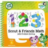 Activity Books Leapfrog 3D Scout & Friends Maths with Problem Solving