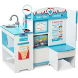 Doctor Toys Melissa & Doug Get Well Doctor Activity Center