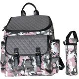 Changing Bags My Babiie Nicole Snooki Polizzi Pink Camo Changing Bag