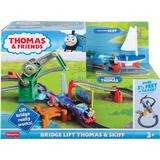 Train Track Set Fisher Price Thomas & Friends Bridge Lift Thomas & Skiff