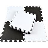 Floor Jigsaw Puzzles Magni Floor Mat Puzzle b/w 10 Pieces