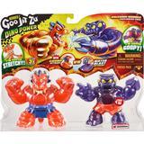 Toy Figures Moose Heroes of Goo Jit Zu Dino Power Versus Pack Volcanic Rumble