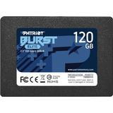"""Patriot Burst Elite SSD 2.5 """"SATA III 120GB"""