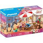 Playmobil Spirit Untamed Miradero Candy Stand 70696