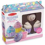 Melissa & Doug Decoupage Made Easy Cupcakes