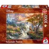 Schmidt Thomas Kinkade Disney Bambi 1000 Pieces