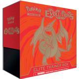 Board Games Pokémon XY - Evolutions Mega Charizard Red Elite Trainer Box