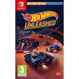Nintendo Switch Games Hot Wheels Unleashed