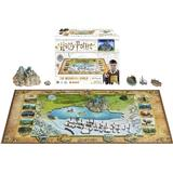 4D Jigsaw Puzzles 4D Cityscape 4D Harry Potter Wizarding World of Hogwarts & Hogsmead 892 Pieces