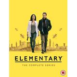 Elementary dvd Movies Elementary: The Complete Series