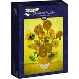 Bluebird Vincent Van Gogh Sunflowers 1889 1000 Pieces