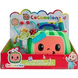 Doctor Toys Jazwares Cocomelon Musical Doctor Checkup Set